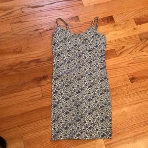 NWT ASOS Floral Pattern Dress Size 2P